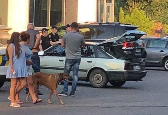 У Черкасах стався конфлікт за участі байкерів: слідчі з'ясовують обставини (ФОТО)