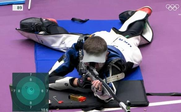 Черкаський стрілець не зміг вибороти медаль на Олімпійських іграх у Токіо