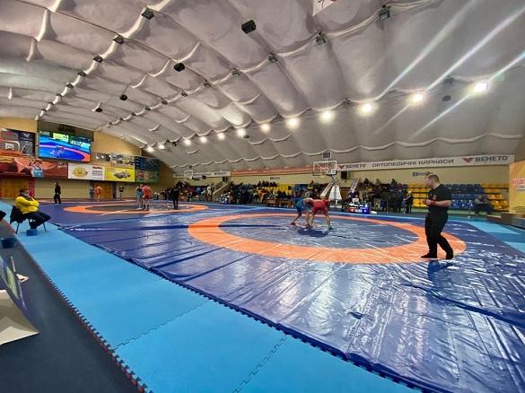 Сьогодні в Черкасах стартує  турнір із греко-римської боротьби