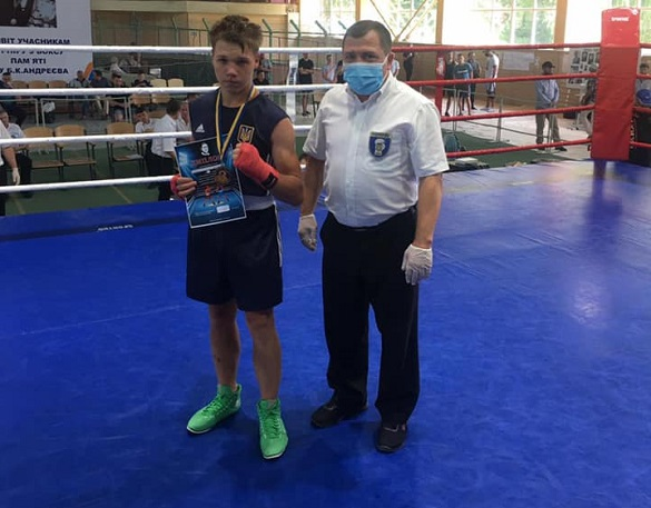 Черкащани стали призерами чемпіонату України з боксу (ФОТО)