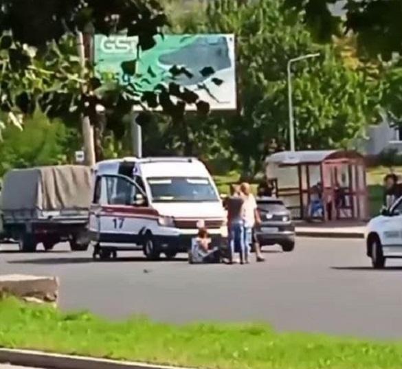 У Черкасах сталася аварія: збили жінку