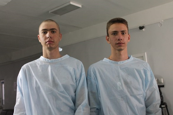 Черкащанин став донором кісткового мозку для брата