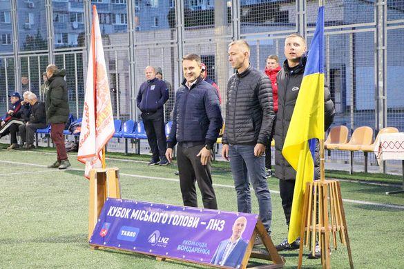 У Черкасах стартував футбольний турнір