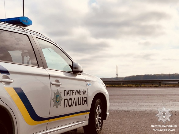 Завдяки небайдужому громадянину в Черкасах затримали водія напідпитку
