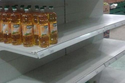 Черкащани масово скуповують продукти (ФОТО)