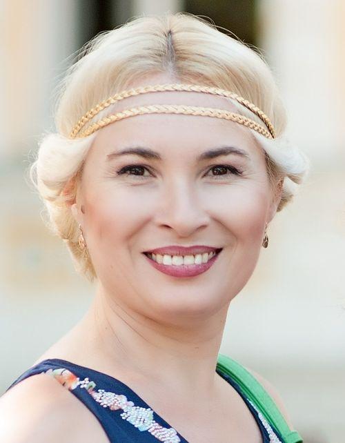 FACE of the DAY - Анжела Гриліцька