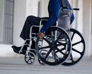 Черкаські чиновники відгородилися від дітей-інвалідів високими бордюрами
