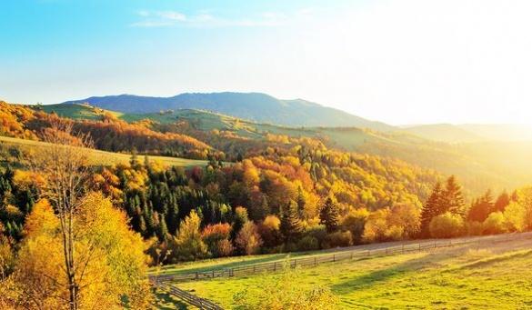 Куди поїхати восени: цікаві місця Черкащини (ФОТО)