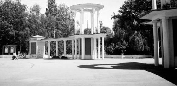 Таємниці старих кладовищ Черкас. Частина ІІ. Першотравневий парк
