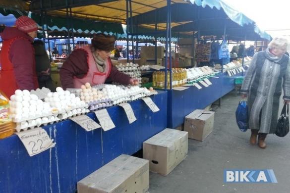 Стало відомо, як зміняться ціни на прилавках черкаського ринку до Нового року