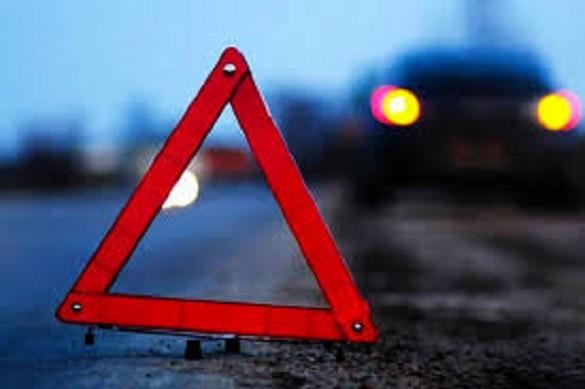У Черкасах на перехресті не розминулися дві автівки (ВІДЕО) 31732f81c0ead