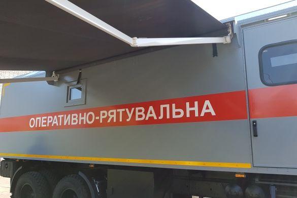 Автопарк черкаських рятувальників поповнили новою технікою (ФОТО)