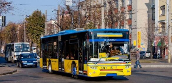 Бачення транспортної реформи Черкас