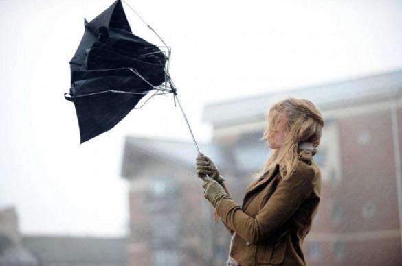 Штормове попередження: на Черкащині очікується посилення вітру