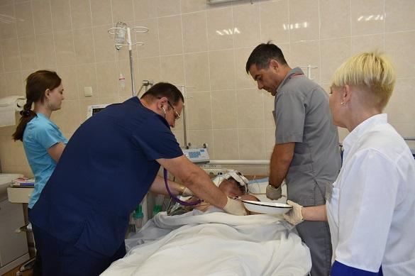 Лікарі рятують життя АТОвця з Черкас