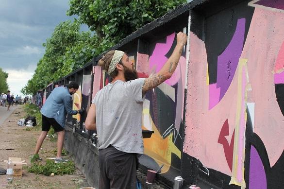 У Черкасах відбувся фестиваль графіті (ФОТО)