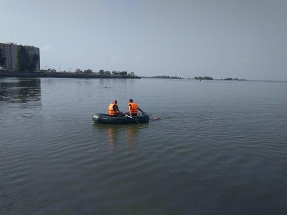 У Черкасах втонув 60-річний чоловік