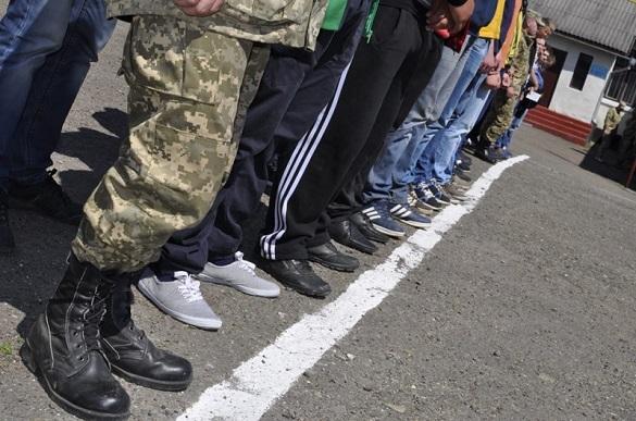 Осінній призов наближається: черкаські юнаки вже проходять медогляд (ВІДЕО)