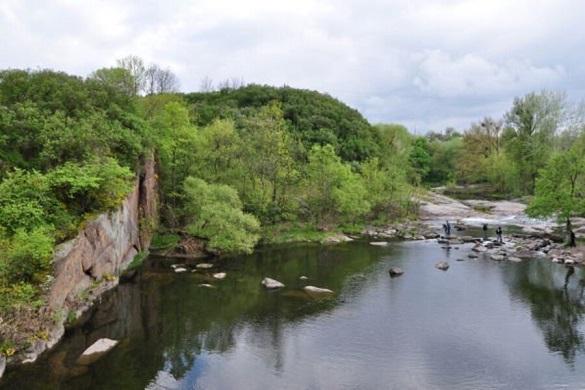 Річка Рось пересихає: без дощів можливі значні екологічні проблеми