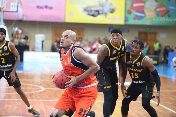 Баскетбольна перемога: Черкаські мавпи обійшли Київ-баскет