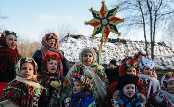 На Різдво за новим стилем у Черкасах проведуть флешмоб-привітання і заспівають колядки