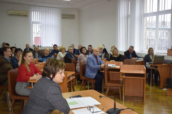Шістнадцять діючих ОТГ Черкащини потребують переформатування