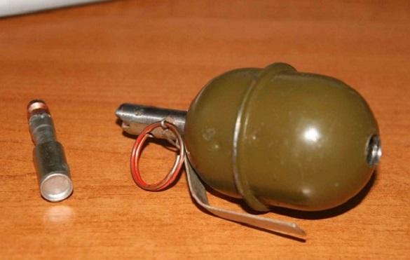 У раніше судимого черкащанина вилучили бойову гранату