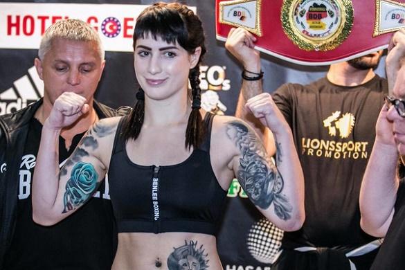 Черкащанка представить Україну на міжнародному турнірі з боксу у Франції