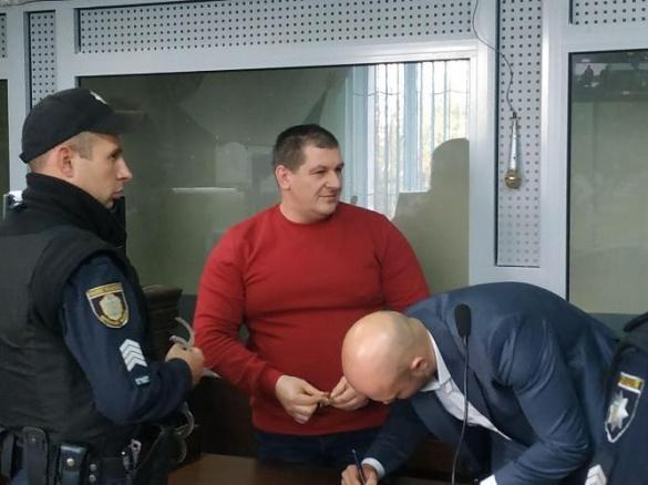 Черкащанина, якого звинувачують у вбивстві депутата Гури, триматимуть в окремій камері