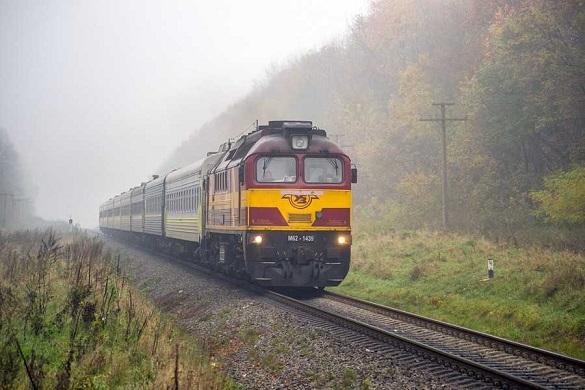 Потяг у Черкасах збив молоду жінку