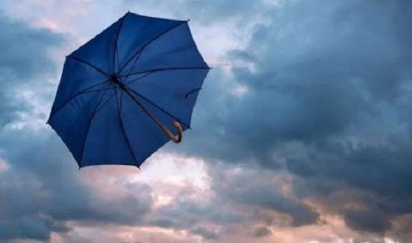 Сьогодні на Черкащині оголосили про штормове попередження