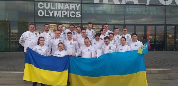 Черкасець бере участь в Кулінарних Олімпійських іграх (ФОТО)