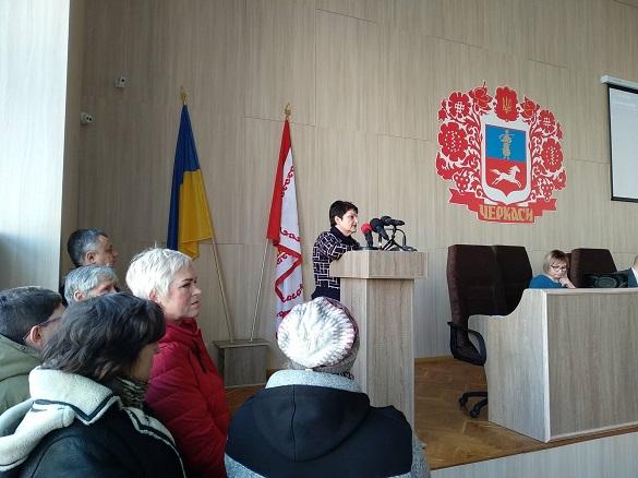 Депутати Свидівоцької сільради просять приєднати Свидівок до Черкас
