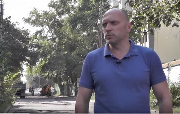 Через підозру черкаського підприємця звільнили з посади штатного помічника Арсенюка (ФОТО)