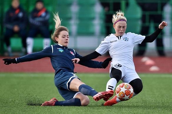 Уманська жіноча команда з футболу виборола третє місце зимової першості України