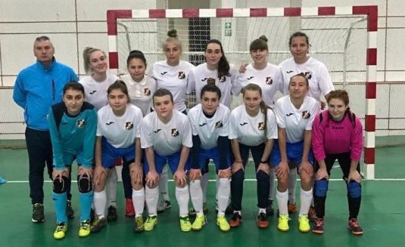 Жіноча футзальна команда МСК