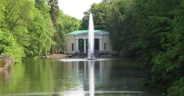 Парк на Черкащині відвідало пів мільйона туристів