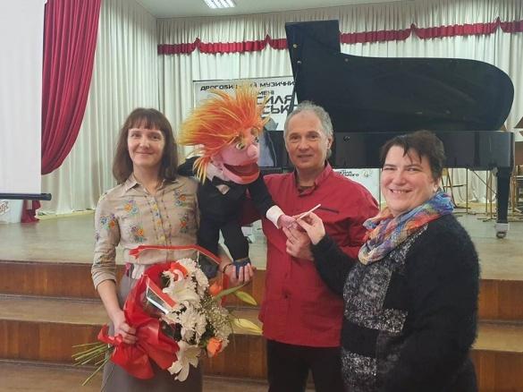 Черкаський музичний фестиваль презентували у Дрогобичі