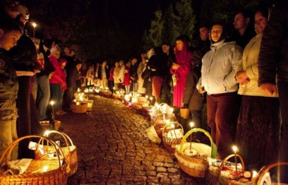 Великдень на Черкащині планують провести у нетрадиційному форматі