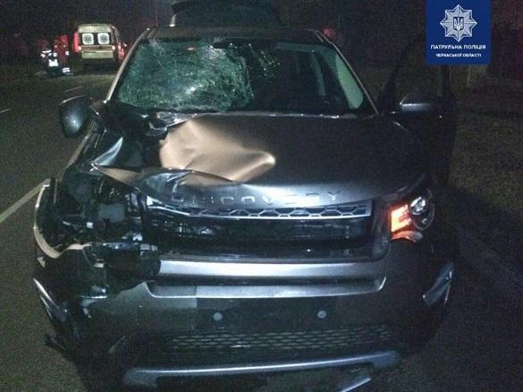 З автомобіля, під колесами якого загинув директор школи, зняли арешт