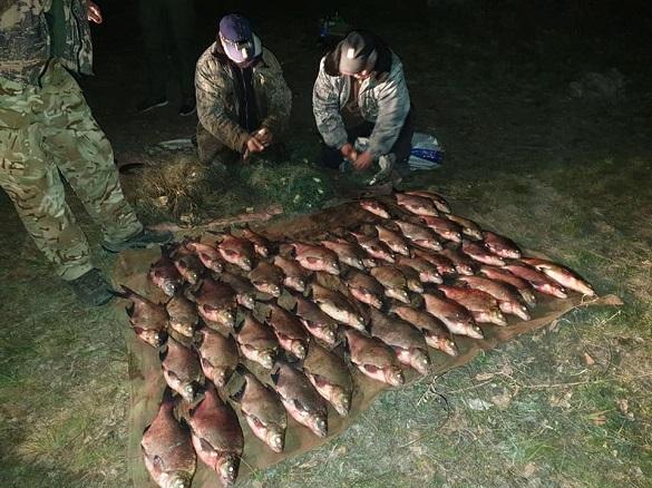У заказнику на Черкащині спіймали браконьєрів (ФОТО)