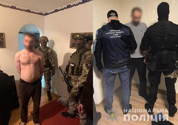 Іноземцям, що підірвали банкомат на Черкащині, обрали запобіжний захід