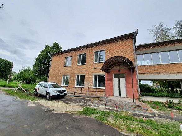 Нову сучасну амбулаторію добудовують на Черкащині (ФОТО)