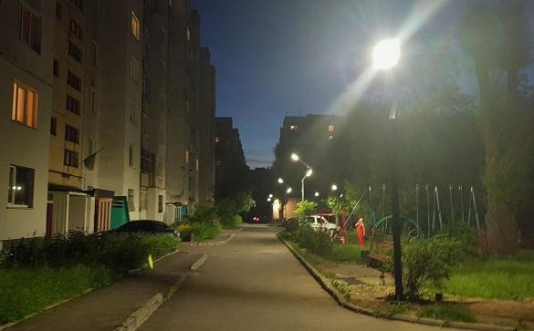 Черкасці просять встановити освітлення на одній з вулиці міста