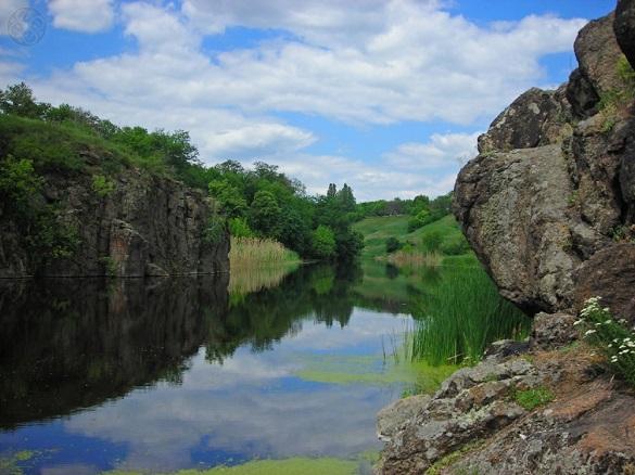 ТОП-10 мальовничих місць Черкащини для відпочинку