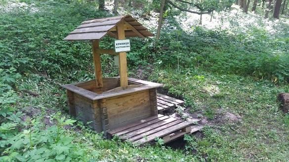 На Черкащині відновлюють лісові джерела (ФОТО)