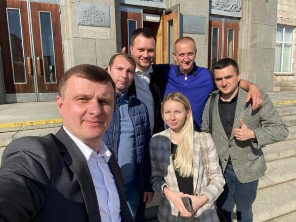 """Тищенко розповів, чи зустрічалися """"Слуги народу"""" із очільником Черкаської ОДА"""