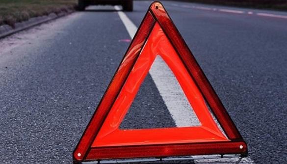 Автівка збила у Черкасах 55-річну жінку (ВІДЕО)