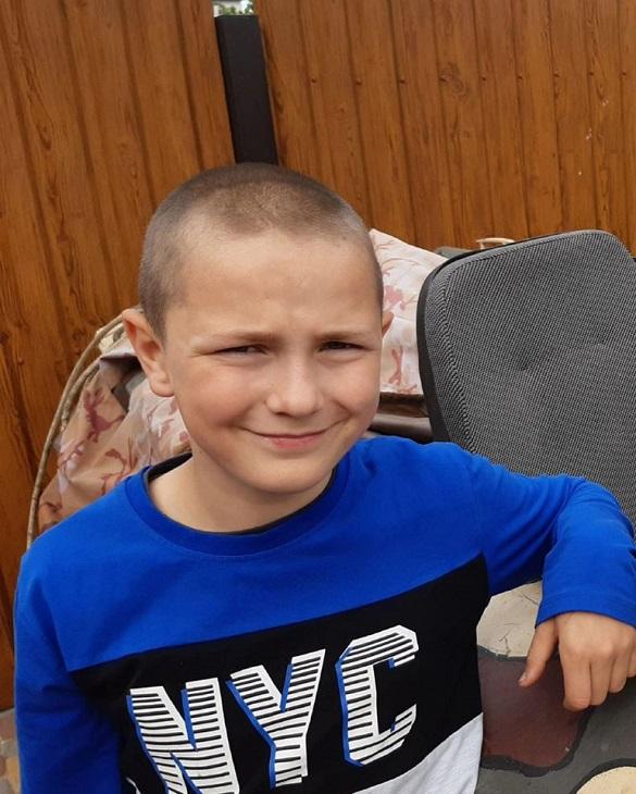 Неповнолітнього хлопчика розшукують у Черкасах (ФОТО)