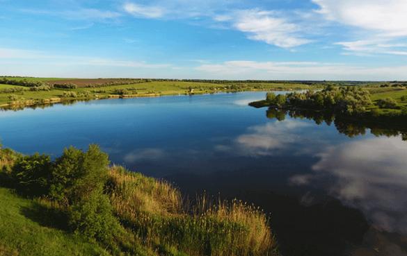 У Черкаській області оголосили два об'єкти природно-заповідного фонду
